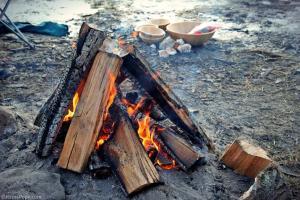 sacred fire